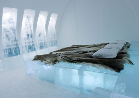 Ice Hotel Suécia