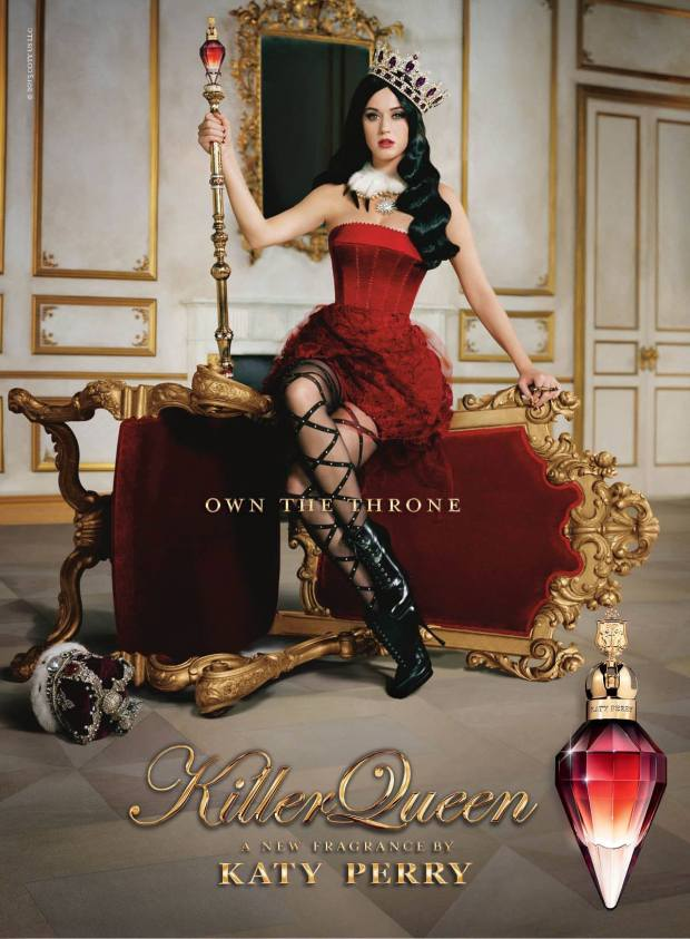 Katy-Perry-launches-Killer-Queen-perfume2