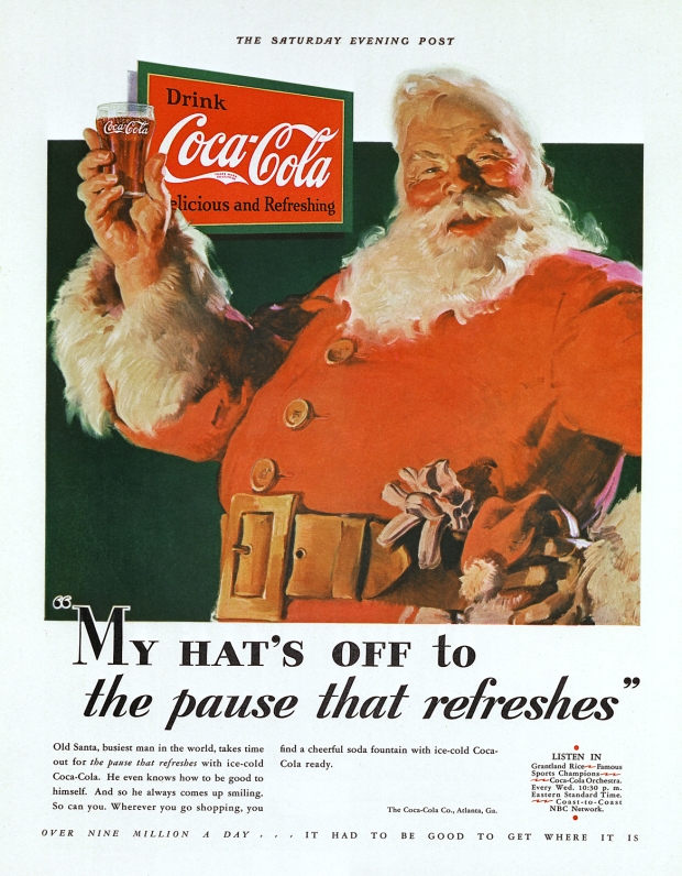 Papai_Noel_Santa_Claus_Haddon_Sundblom_Coca_Cola_Coke_Natal