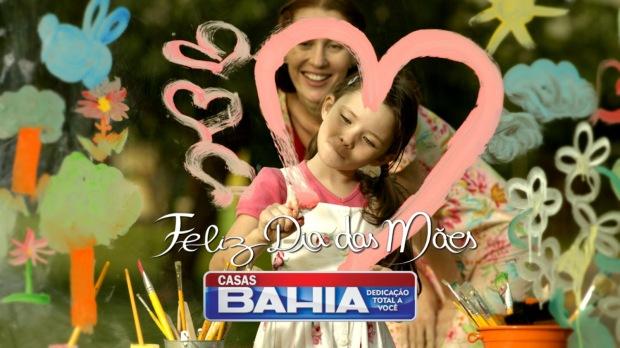 Frame Dia das Mães 2012 red