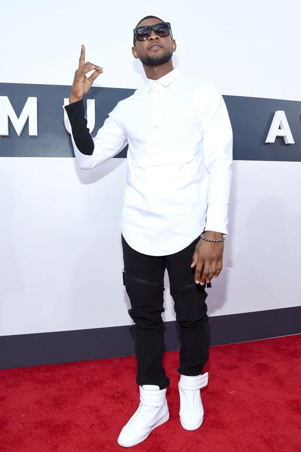 4 Usher