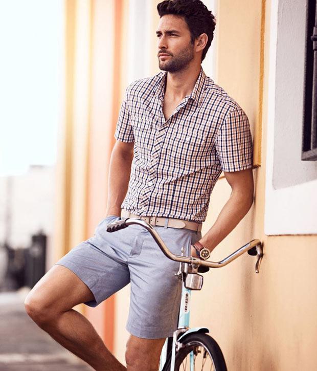 moda-masculina-Shorts-Masculino