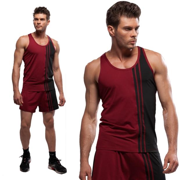 free-shipping-Workout-clothes-aerobics-clothing-font-b-male-b-font-sportswear-set-21805